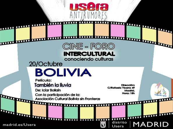 Cine Foro Bolivia 2018