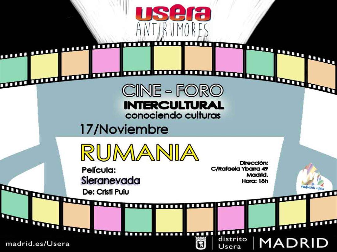 Cine Foro Rumania 2018