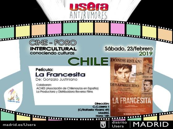 Cine ForoCHILE2019