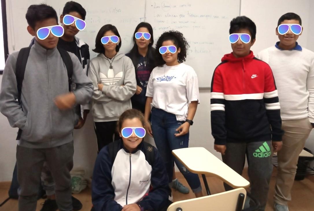 Agentes antirrumores AESCO gafas
